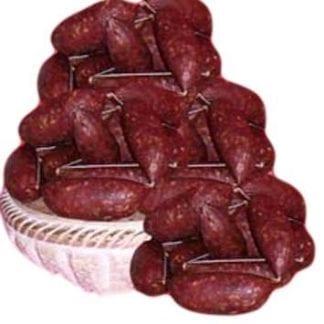 Cinghialina salsiccetta secca