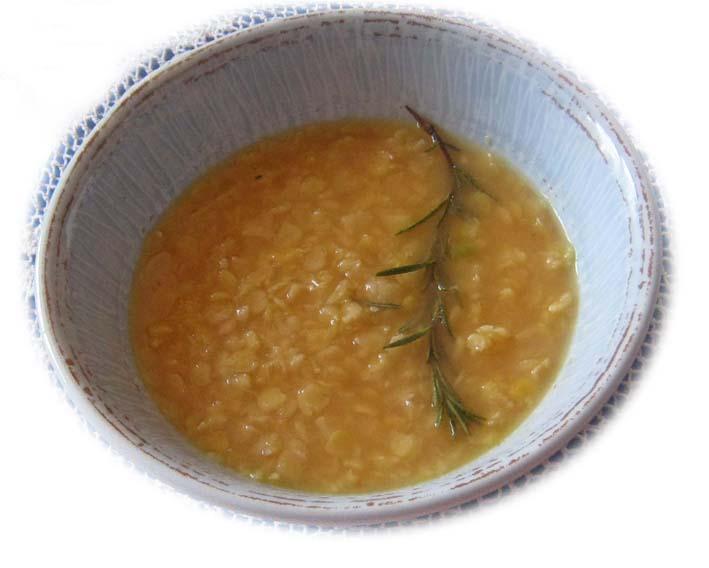 cicerchia zuppa