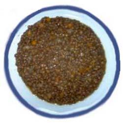zuppa lenticchia