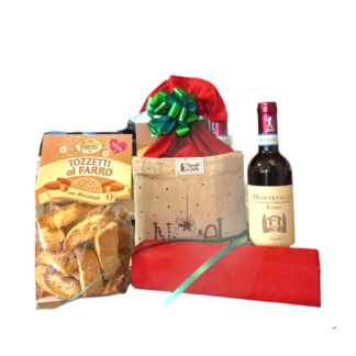 Confezione-regalo-biscotti-e-vino-con-borsa.